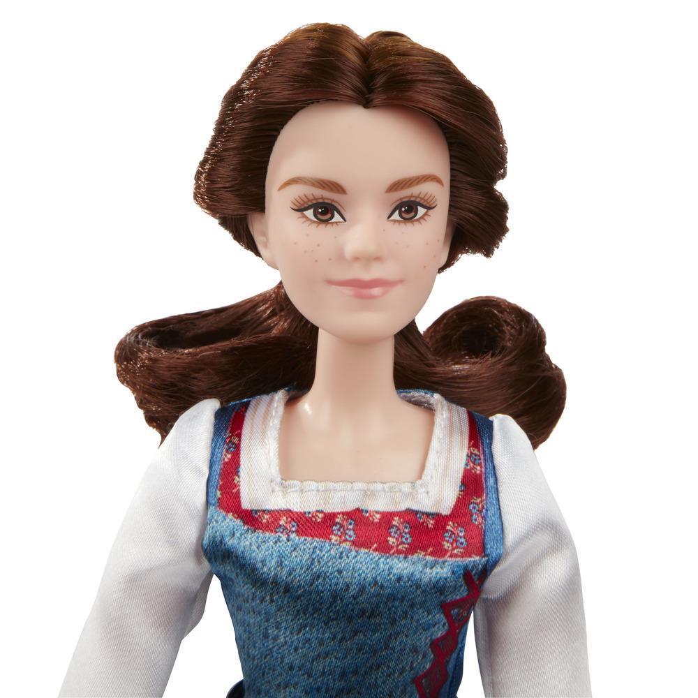 cd04085a7885f Boneca Bela - A Bela e a Fera - Vestido Vilarejo - Disney - Hasbro ...