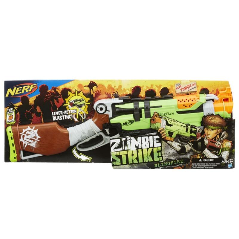 12b53d9577 Nerf Zombie Strike - Slingfire - Hasbro A8773 - A8773 - Bumerang ...