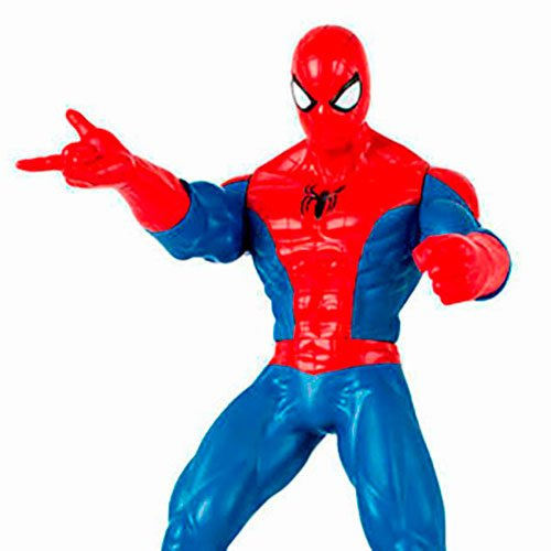 482ae9b0c9 Boneco de Gigante - Homem-Aranha Revolution - Disney - Marvel - 45 Cm -