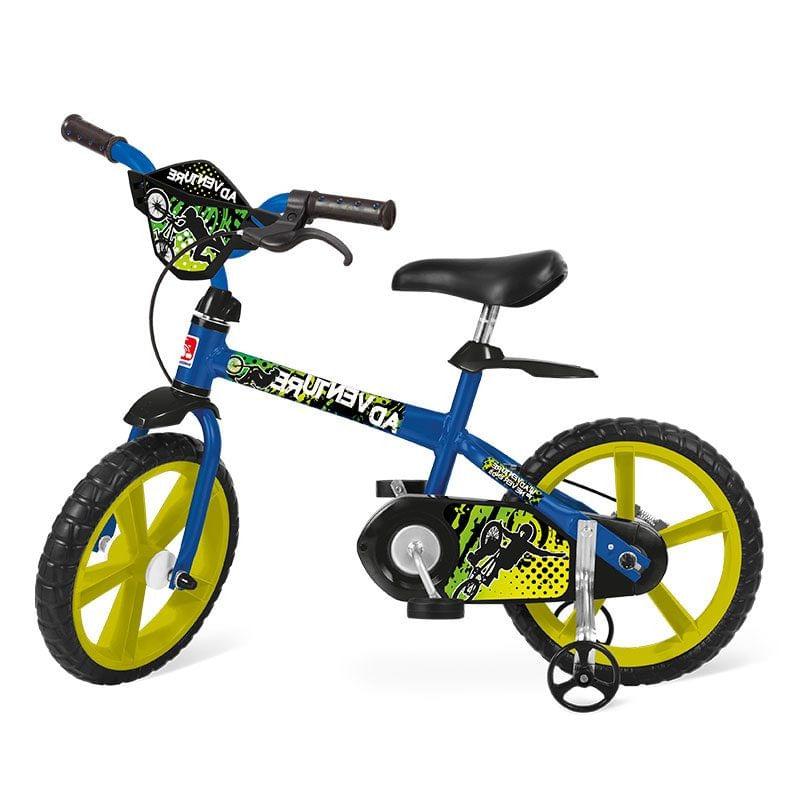 b7df812721cb3 Bicicleta Infantil Aro 14 Adventure Bandeirante - BAND3011 ...