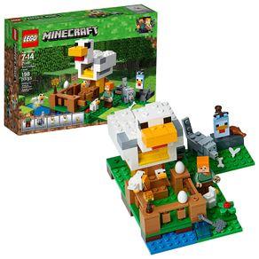 LEGO-21140_01_1-LEGO-MINECRAFT---O-GALINHEIRO---21140