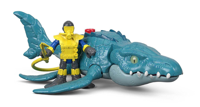 Figura Basica Imaginext Jurassic World 2 Fmx88 Bumerang Brinquedos