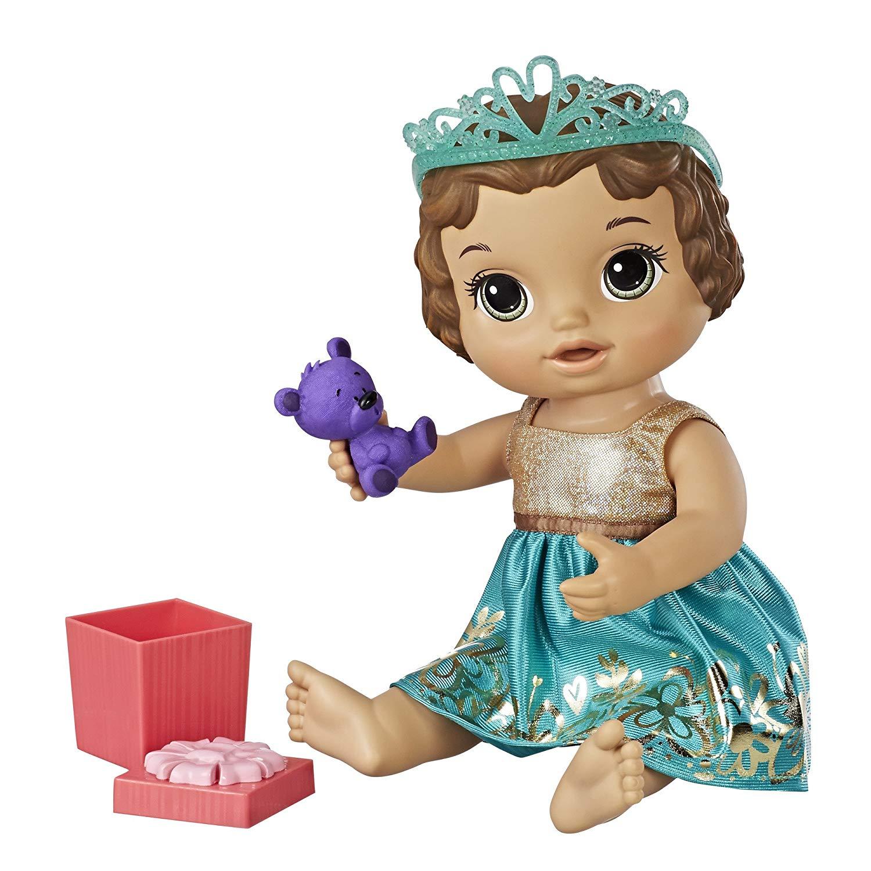 1b14c768eb Boneca Baby Alive - Festa Surpresa - Morena - Hasbro - E0597 ...