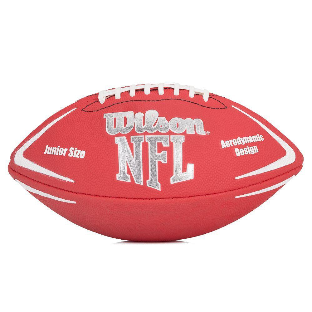 0446485f8 Bola de Futebol Americano - Infantil - Avenger NFL - Vermelha - Wilson -  F1796VM