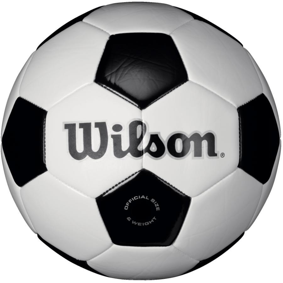 8f8197e51 Bola de Futebol - Wilson - Tradicional - Preto e Branco - Wilson - H8753PTBR