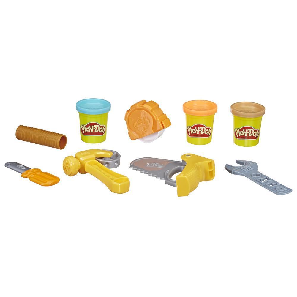 9292e2ed9c Play Doh Conjunto de Ferramentas divertidas - Hasbro - E3565 ...