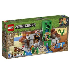 LEGO-21155_01_1-LEGO-MINECRAFT---A-MINA-DO-CREEPER---21155