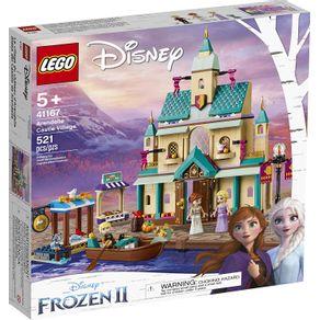LEGO-41167_01_1-LEGO-DISNEY---A-ALDEIA-DO-CASTELO-DE-ARENDELLE---41167