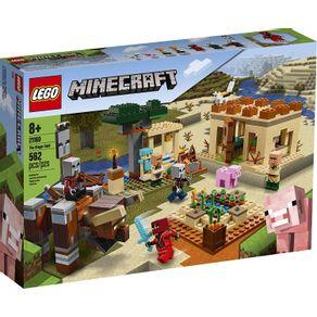 LEGO-21160_01_1-LEGO-MINECRAFT---ATAQUE-DE-ILLAGER---LEGO-21160