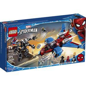 LEGO-76150_01_1-LEGO-SUPER-HEROES---SPIDERJET-VS-ROBO-VENOM---LEGO-76150
