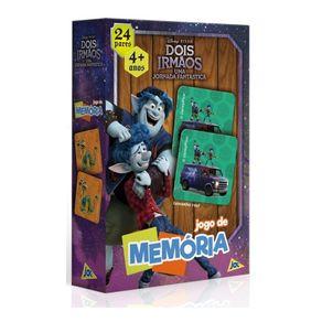 Jogo da Memória - Disney - Dois Irmãos - Toyster-TOYS2679_01_1- frente