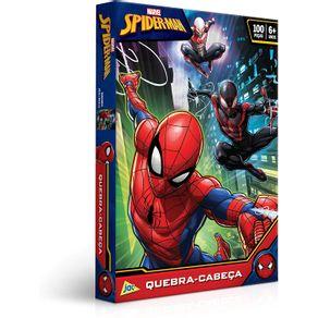 TOYS2395_01_1-QUEBRA-CABECA-CARTONADO-SPIDER-MAN-100-PECAS---TOYSTER