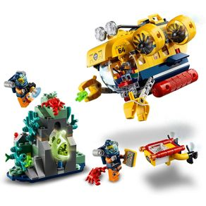 LEGO-60264_01_1-LEGO-CITY---SUBMARINO-DE-EXPLORACAO