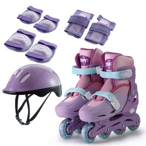 KP19RP_01_1-KIT-PATINS-IN-LINE---AJUSTAVEL-30-33---ROSA---ZIPPY-MIMO-STYLE