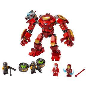 LEGO-76164_01_1-LEGO-MARVEL-AVENGERS---HOMEM-DE-FERRO-HULKBUSTER-CONTRA-AGENTE-AIM