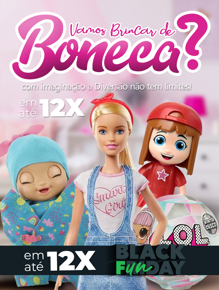 Banner Bonecas - mobile