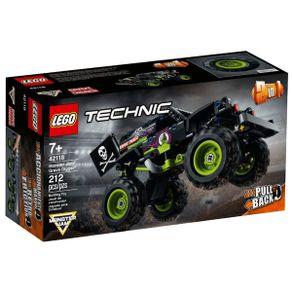 LEGO-42118_01_1-LEGO®-TECHNIC-2-EM-1---MONSTER-JAM-GRAVE-DIGGER-42118