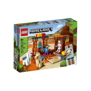 LEGO-21167_01_1-LEGO®-MINECRAFT™---O-POSTO-COMERCIAL-21167