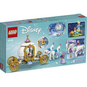 LEGO-43192_01_1-LEGO®DISNEY-A-CARRUAGEM-REAL-DE-CINDERELA-43192