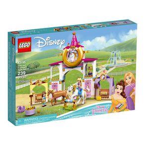 LEGO-43195_01_1-LEGO®DISNEY-ESTABULOS-REAIS-DE-BELA-E-RAPUNZEL-43195