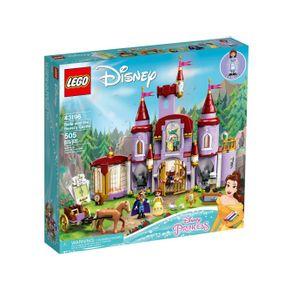 LEGO-43196_01_1-LEGO®DISNEY-A-BELA-E-O-CASTELO-DA-FERA-43196